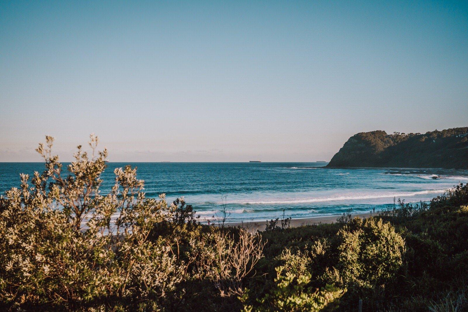 samantha-mitchell-dudley-beach-newcastle-engagement-1