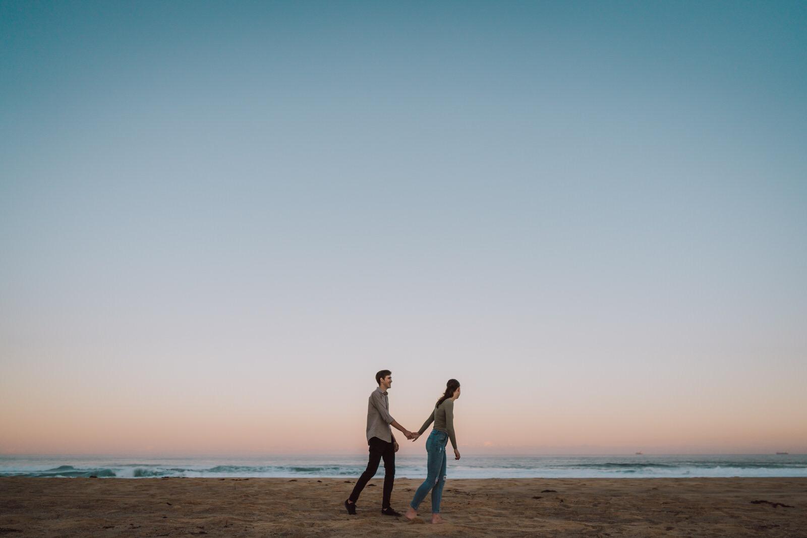 samantha-mitchell-dudley-beach-newcastle-engagement-42