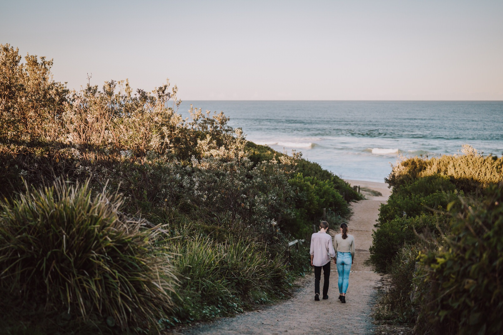 samantha-mitchell-dudley-beach-newcastle-engagement-5